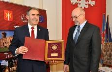 Medal dla Towarzystwa Miłośników Ziemi Świeckiej 2
