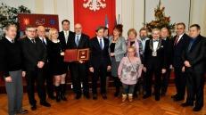 Medal dla Towarzystwa Miłośników Ziemi Świeckiej 3
