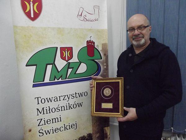 Medal dla Towarzystwa Miłośników Ziemi Świeckiej 6
