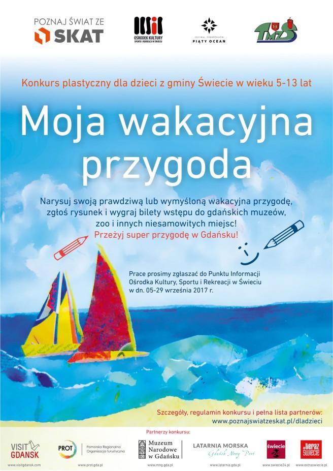 on-line_plakat_A4_konkurs_MojaWakacyjnaPrzygoda