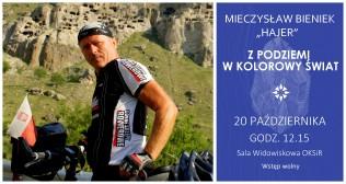 Mieczysław Bieniek - Z podziemi w kolorowy świat