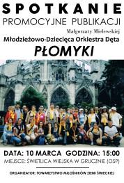 projekt plakatu: Tomasz Pasiek