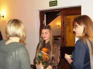 Nowe nad Wisłą - Centrum Kultury Zamek - 06.11.2015