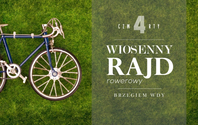 IV Wiosenny Rajd Rowerowy