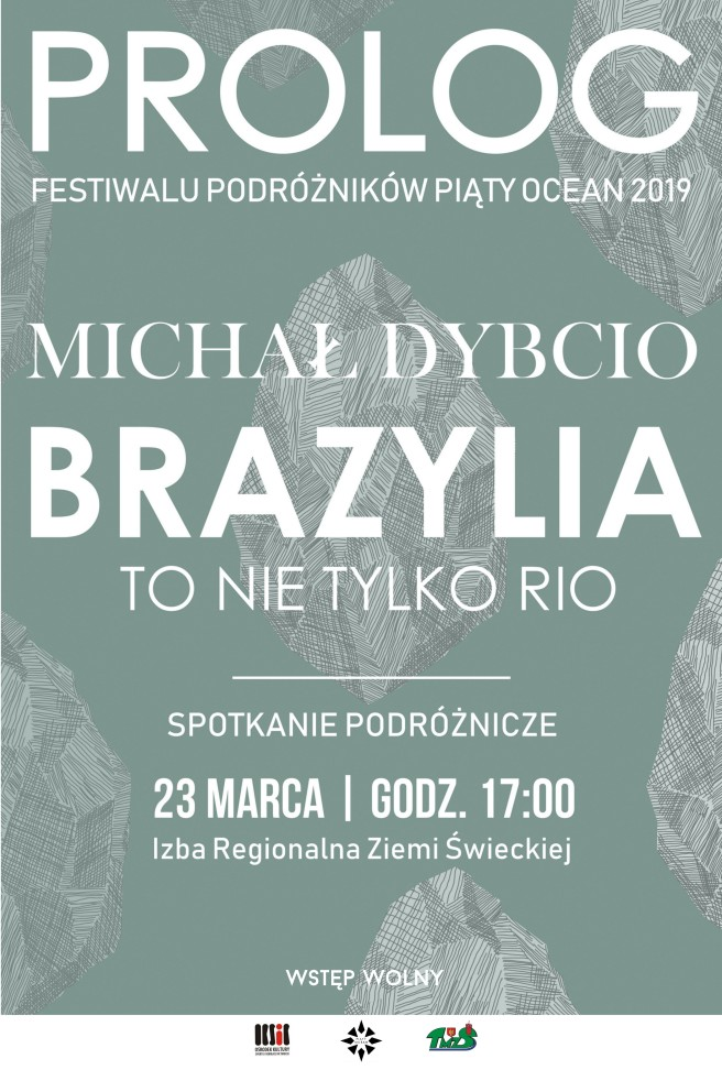 Prolog 2019 - BRAZYLIA - plakat A3