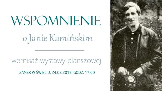 Wystawa - Jan Kamiński